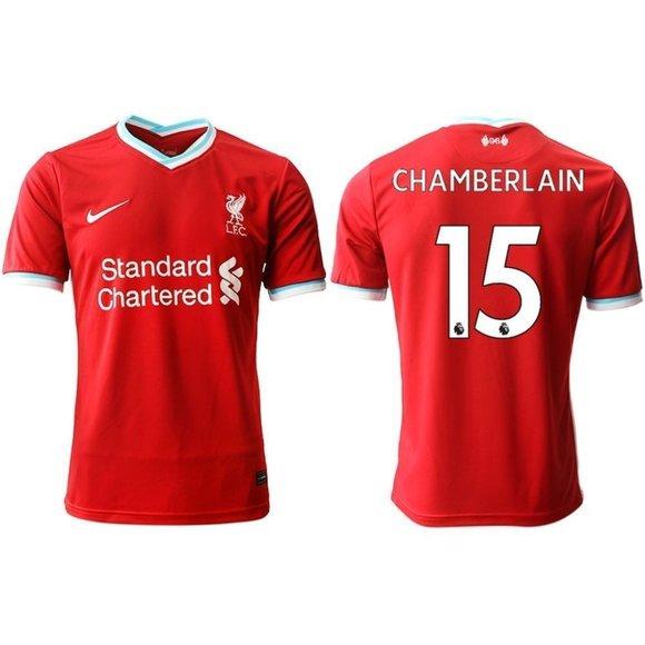 Alex Oxlade-Chamberlain Liverpool Home Jersey